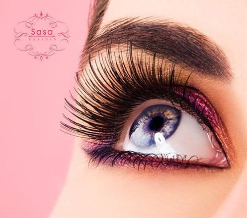 Sulam Alis, Eyelash Extension, Korean Treatment dari Sasa Eyelash