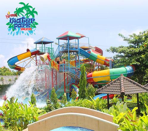 Tiket Masuk Wahana Air Nirmala Waterpark