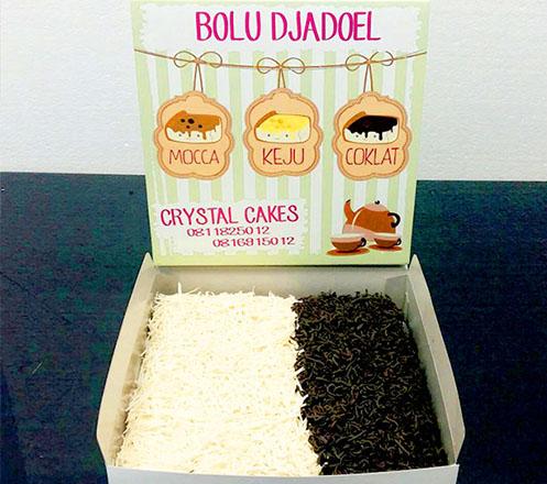 Bolu Jadoel Crystal Cake Mall Kelapa Gading 1