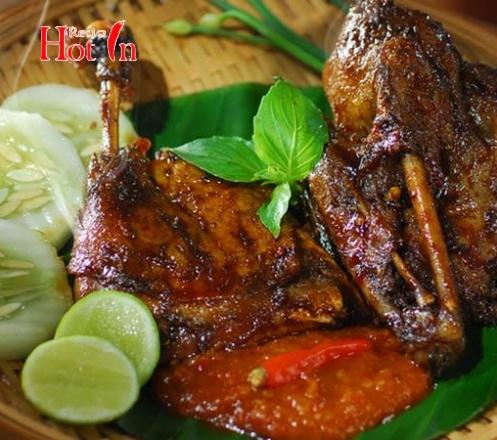 Hot In Resto (Chicken Package)