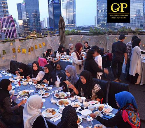 Delight Buffet Halal Bi Halal at Teratai Restaurant