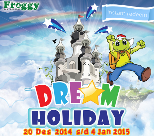 Dream Holiday at Froggy Edutography