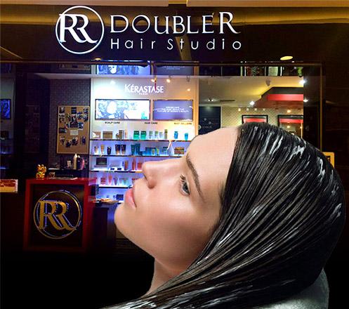 Paket Perawatan Terbaik dari DoubleR Hair Studio Central Park