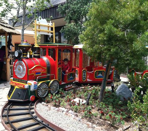 Penyewaan Kereta untuk Party dari ATV Mini Train