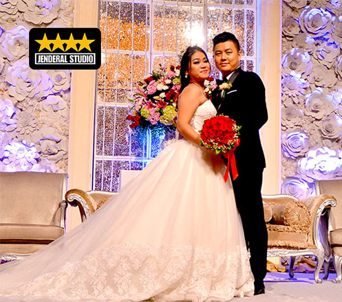 Paket Foto Wedding from Jenderal Studio