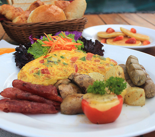 All You Can Eat Breakfast Buffet at Breeze Cafe
