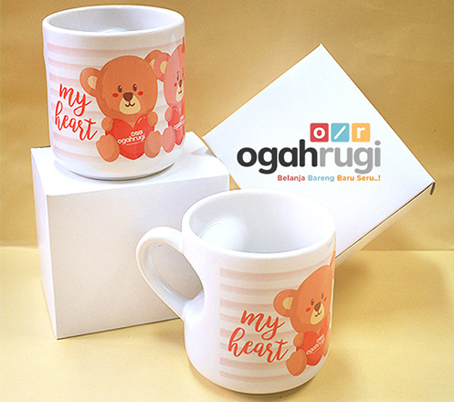 Free Limited Edition Mug Beary Love