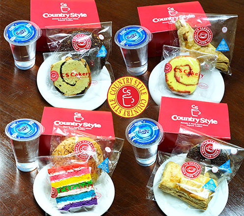 Pilihan Snack Box Country Style Donuts 02