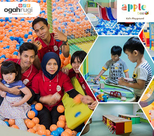 Apple Bee Kidz Playground di Mall Taman Anggrek 02