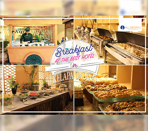 All You Can Eat Breakfast Buffet at The Square Restaurant