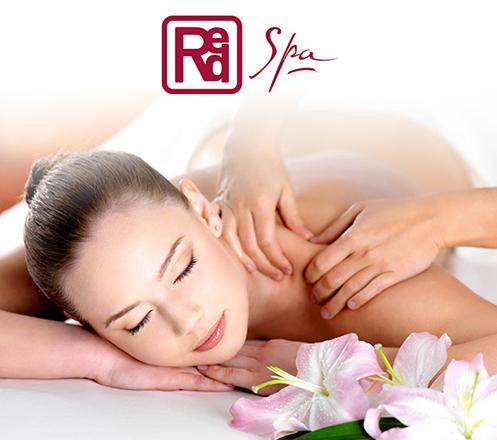 Rejuvenate & Energy Package dari Red Spa & Reflexology