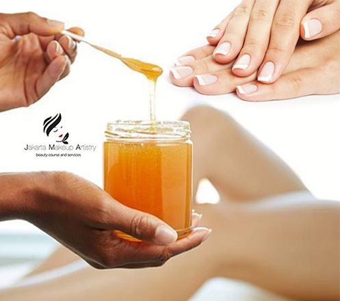 Waxing and Manicure Package at Jakarta Makeup Artistry 02