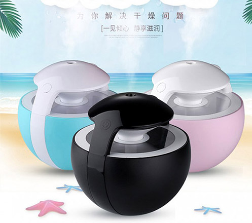 Night Elf Humidifier for Aromatheraphy Diffuser with USB