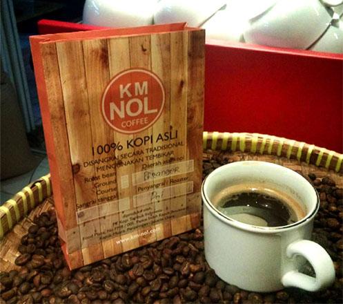 Voucher Value 100K jadi 70K from KM Nol Coffee