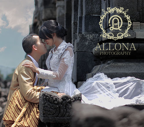 Jogja Heritage Prewed Photo Session at Allona Photography