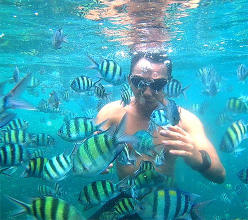 Explore Pulau Pahawang 3D2N