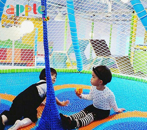 Apple Bee Kidz Playground at Paris Van Java Bandung