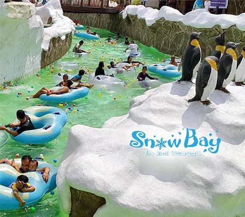 E-Ticket Snowbay Waterpark TMII