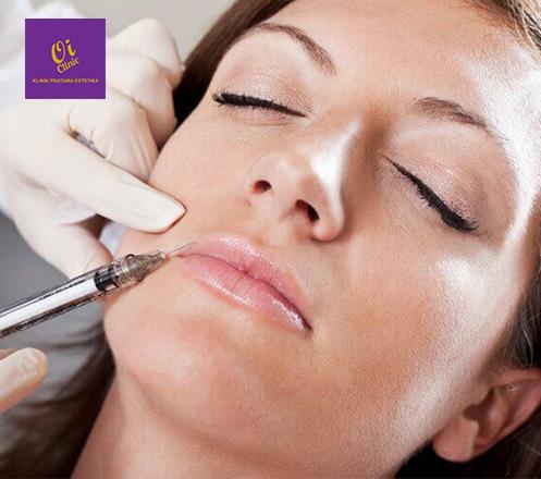 Facial Plus, Face Slim, dan Injection Vitamin C dari Oi Clinic