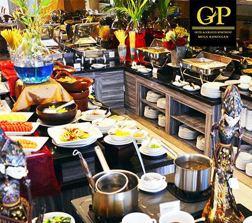 Ramadan Breakfasting Buffet at Teratai Restaurant