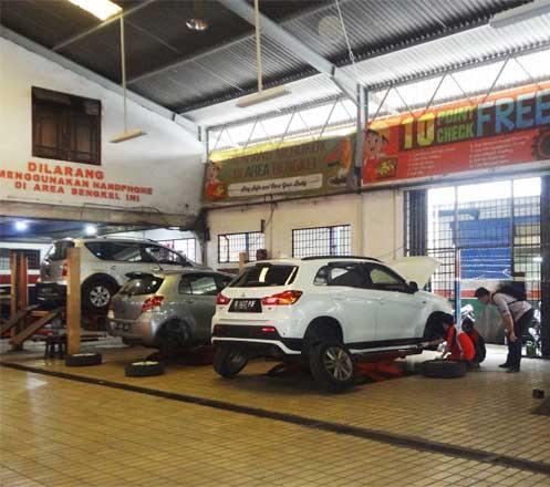 Paket Perawatan Mobil 5 in 1 dari Arthayasa Auto Car