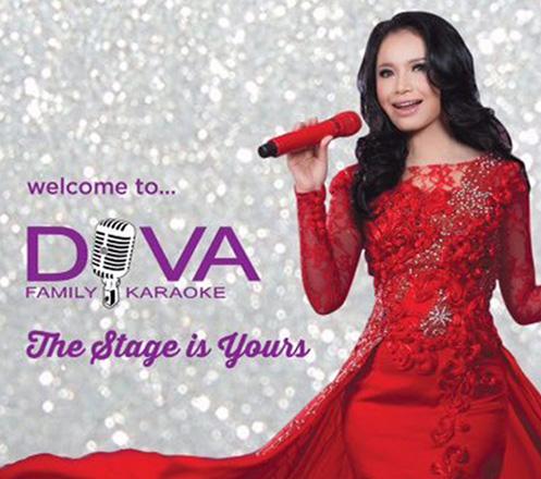 Karaoke at Diva Karaoke Tanjung Duren