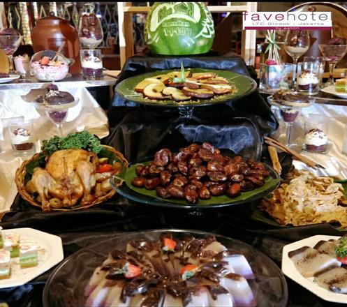 Gema Ramadan Akbar Buffet at Fave Hotel LTC Glodok Jakarta