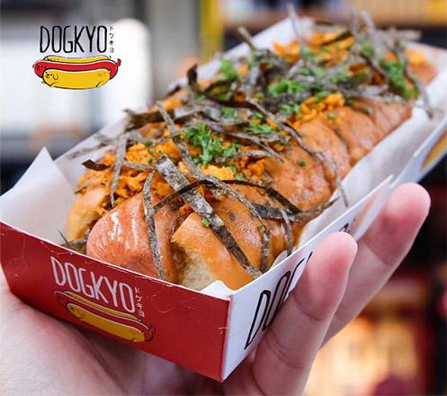 Japanese Style Hotdog DOGKYO