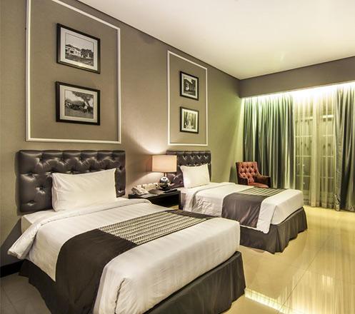 2D1N | 3D2N in Superior Room + Breakfast at Mirah Hotel Bogor