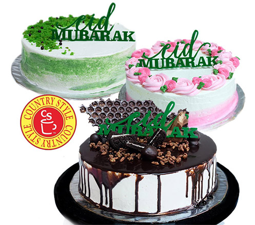 CountryStyle Cake Lebaran