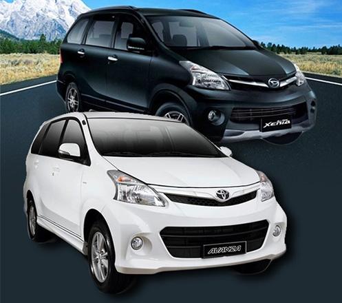 Rent Car Jogja from Mahesa Tour & Travel