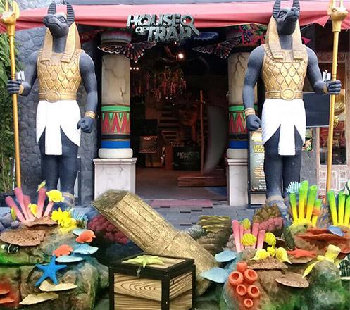 House of Trap Jimbaran Bali