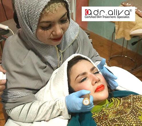 Perawatan Kecantikan dari Dr. Aliva Skin Care