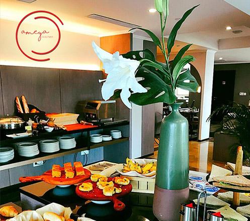 Ramadan Buffet at Ameya Kitchen Somerset Grand Citra