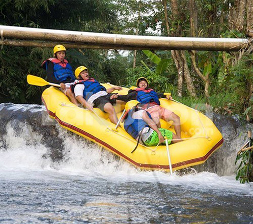 Rafting Ecopark Rinjani 02