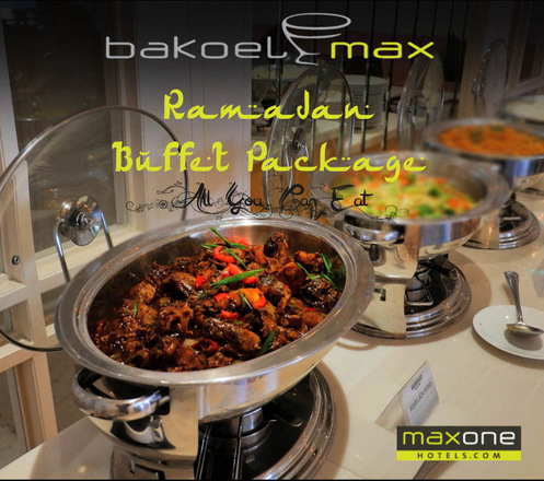 AYCE Ramadhan Buffet Package at MaxOne Hotel Glodok
