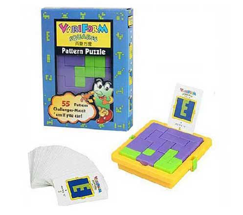 Pattern Puzzle Mainan Edukasi Anak