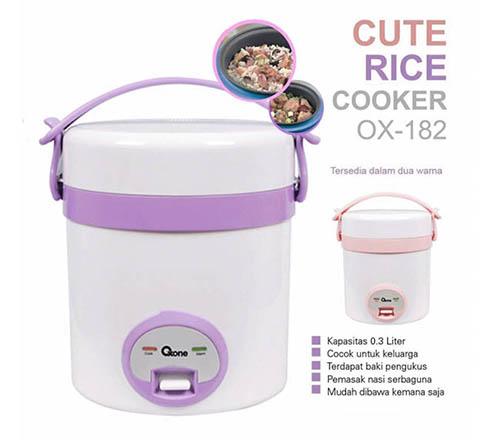 OX-182 Cute Rice Cooker Oxone 0.3 Liter