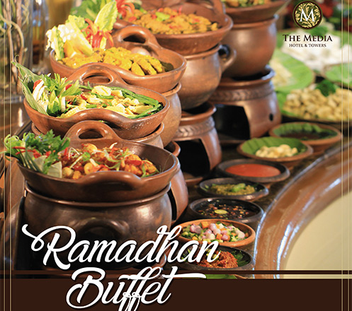 All You Can Eat Ramadhan Buffet at The Breeze Café