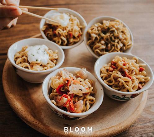 Menu Paket Berdua & Berempat from Bloom Coffee & Eatery