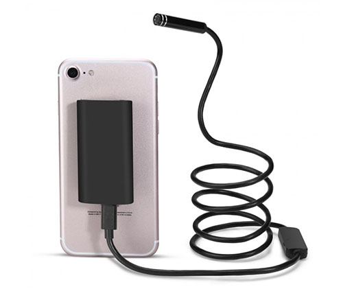 Waterproof Camera Endoscope Wifi Android iOS