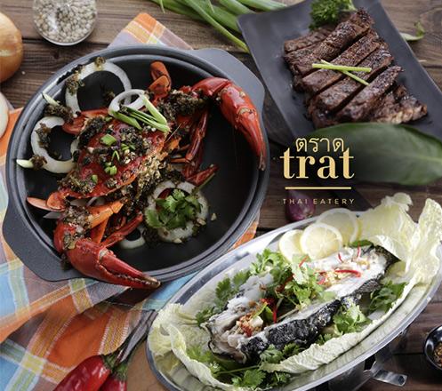 Voucher Value Rp 100.000 dari Trat Thai Eatery 01