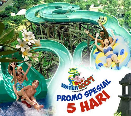 Special Promo! Waterboom Lippo Cikarang