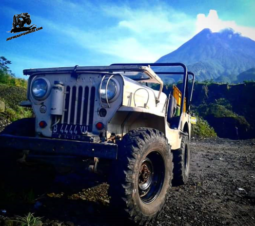 Jeep Merapi Sunrise 02