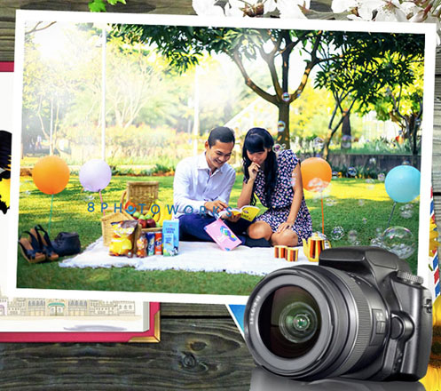 8Photoworks Outdoor Package