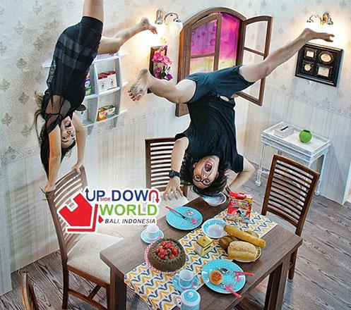 Upside Down World Bali