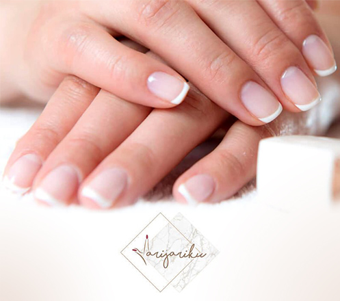 Manicure, Pedicure, Hand Mssg,Foot Scrub, Nail Gel dari JariJariku