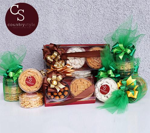 Parcel Cookies Lebaran dari Country Style