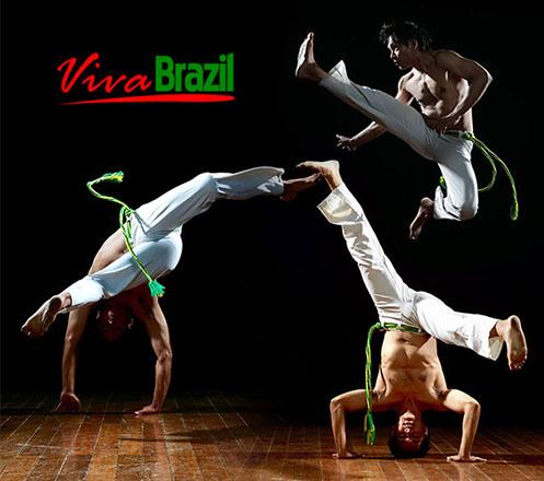VIVA BRAZIL Capoeira Indonesia (Brazilian Martial Art Classes)3