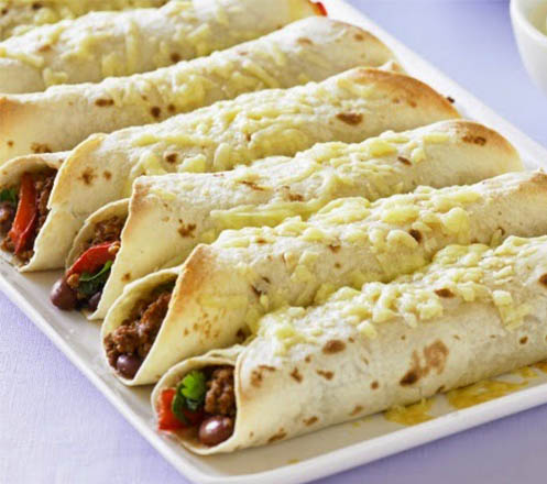 Mini Frozen Kebab dari Sendok Garpu